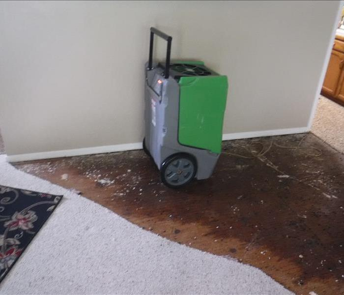Water Damage Quick Response to your Fresno Water Damage