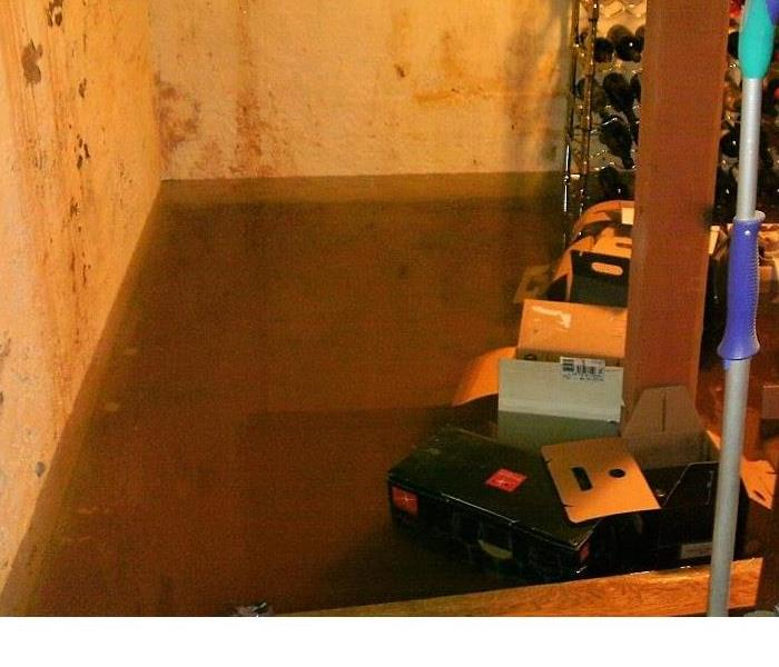 Water Damage Fresno County Residents: We Specialize in Flooded Basement Cleanup and Restoration!