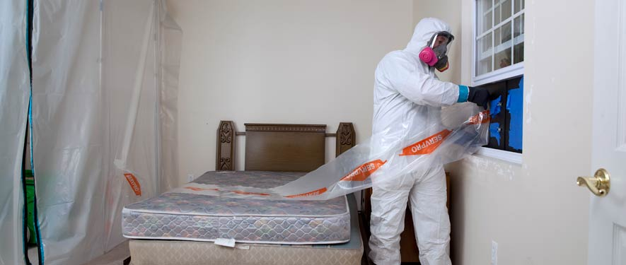 Fresno, CA biohazard cleaning